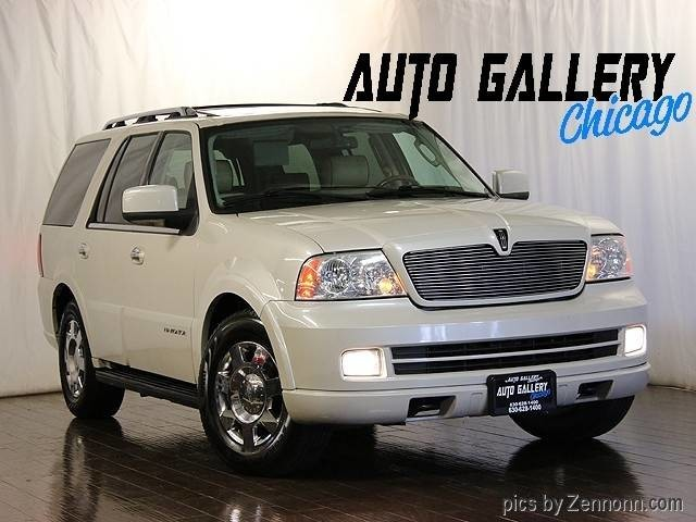 2006 lincoln navigator luxury 4wd inventory auto gallery chicago auto dealership in. Black Bedroom Furniture Sets. Home Design Ideas