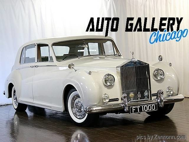 1962 Rolls-Royce Phantom V James Young