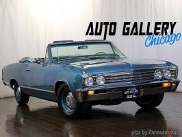Chevrolet Chevelle Malibu 1967