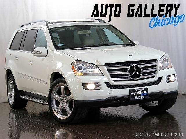 2008 Mercedes-Benz GL550