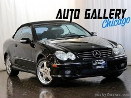 Mercedes-Benz CLK500 2004
