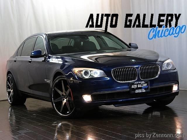 2011 BMW 750Li - Inventory | Auto Gallery Chicago | Auto dealership ...