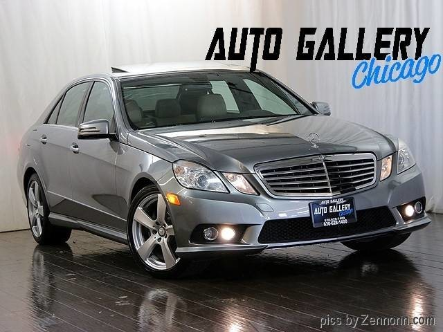 2010 Mercedes-Benz E350 4MATIC