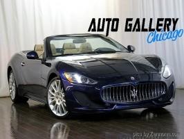 Maserati GranTurismo Convertible 2013