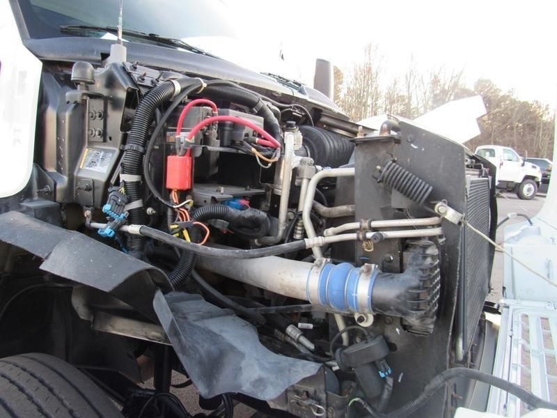 2006 Chevrolet C-7500 Dump
