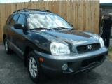 Hyundai Santa Fe 2001