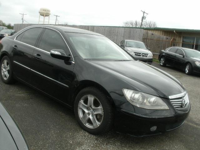 Acura RL 2008 price $6,500 Cash