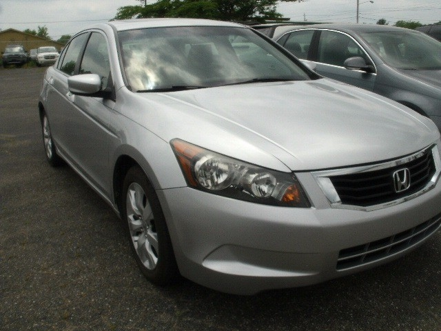 2008 Honda Accord Sdn
