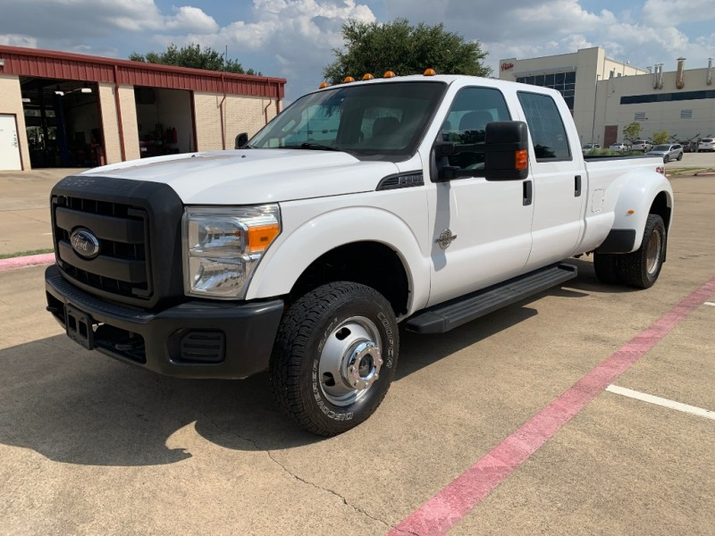 Ford Super Duty F-350 DRW 2014 price $22,900