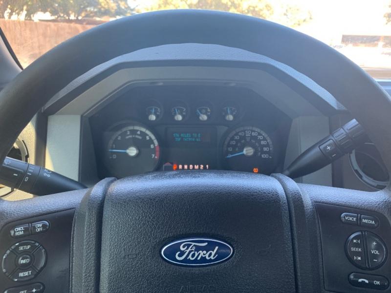 Ford Super Duty F-250 SRW 2012 price $13,300