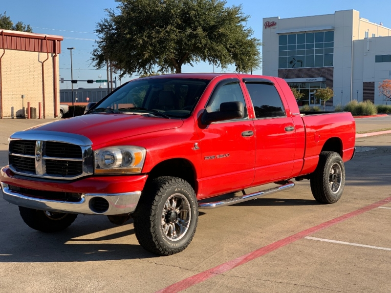 Dodge Ram 2500 2006 price $18,700