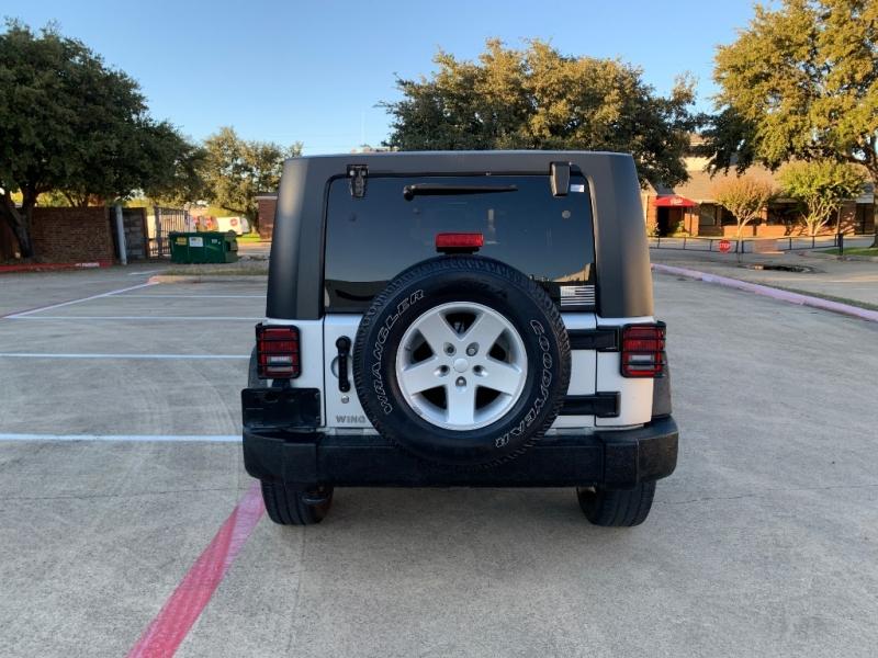 Jeep Wrangler Unlimited 2010 price $15,010