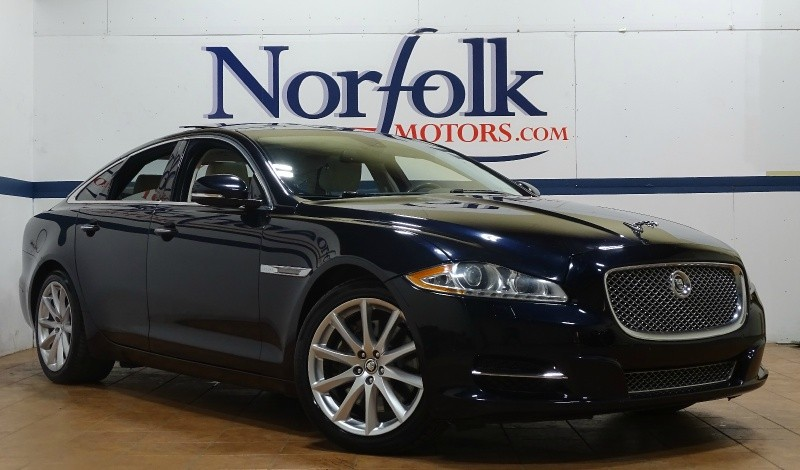 Jaguar XJ 2012 price $18,995