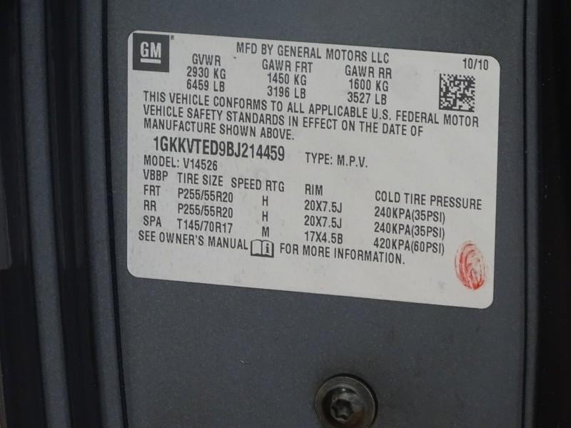 GMC Acadia 2011 price $16,995