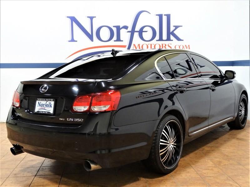 Lexus GS 350 2010 price $11,995