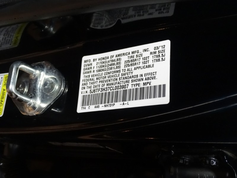 Honda Crosstour 2012 price $10,495