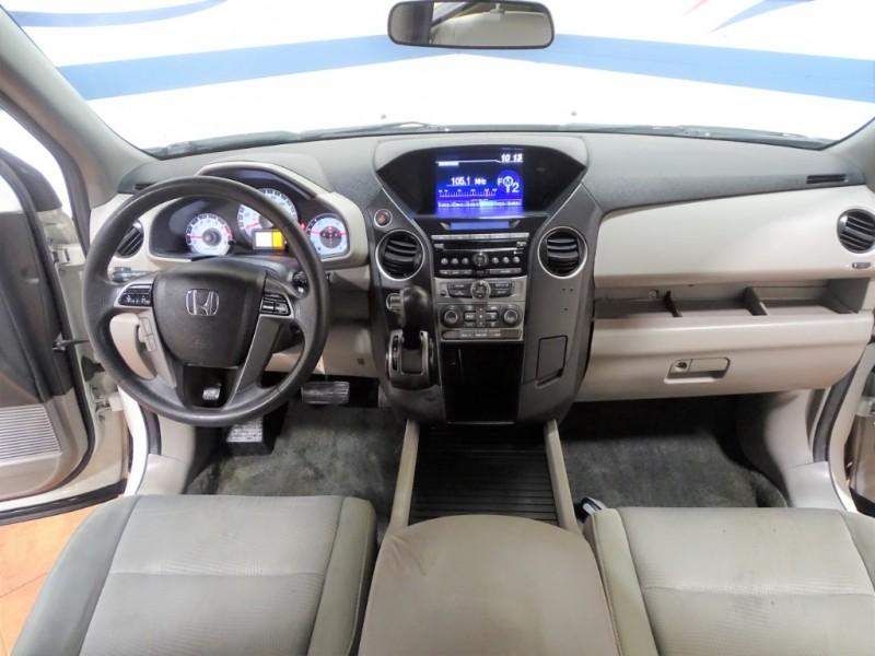 Honda Pilot 2013 price $13,895