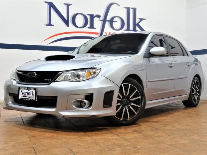Subaru Impreza Sedan WRX 2012 price $16,700