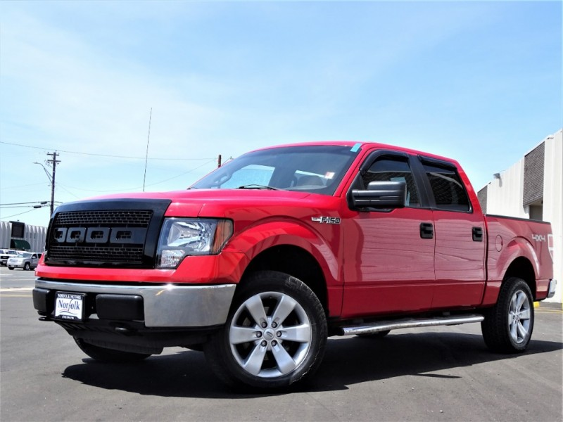 Ford F-150 2010 price $13,900