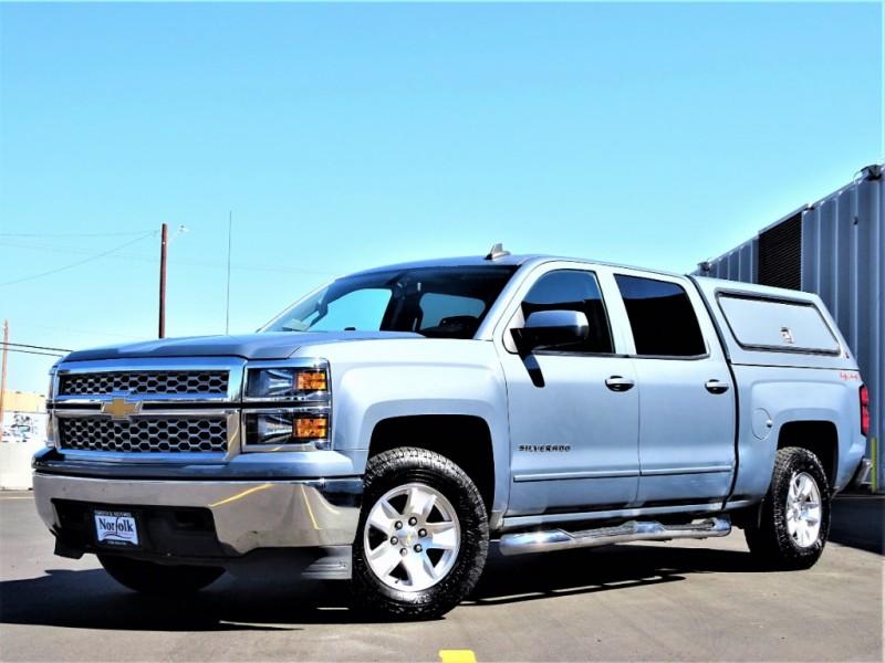 Chevrolet Silverado 1500 2015 price $22,800