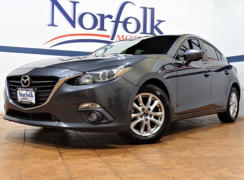 Mazda Mazda3 2015 price $12,995