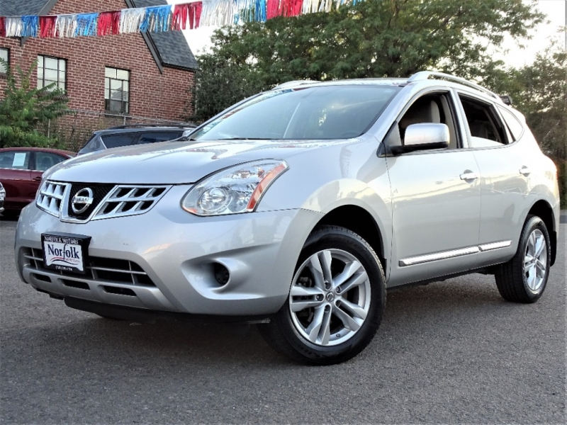 Nissan Rogue 2012 price $9,895
