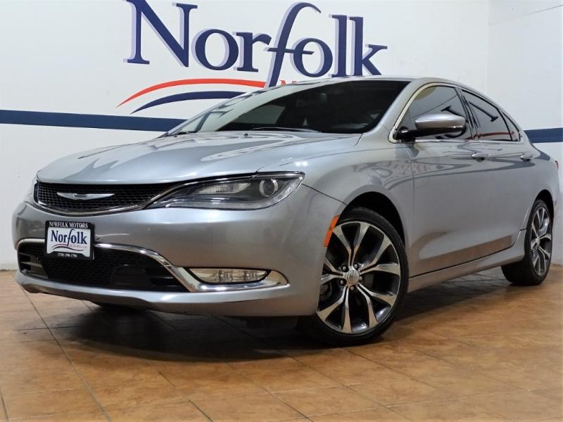 Chrysler 200 2015 price $12,995