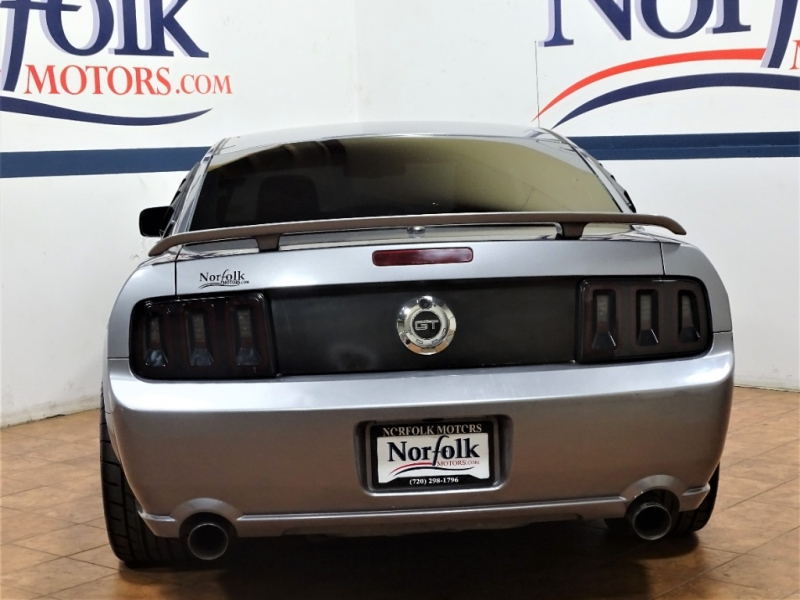 Ford Mustang 2007 price $12,800