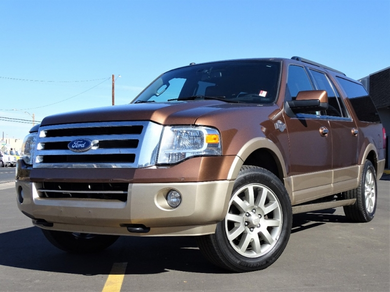 Ford Expedition EL 2012 price $16,995