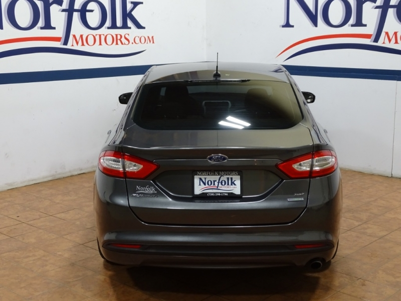 Ford Fusion 2015 price $8,995