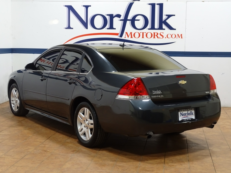 Chevrolet Impala Limited 2016 price $9,995