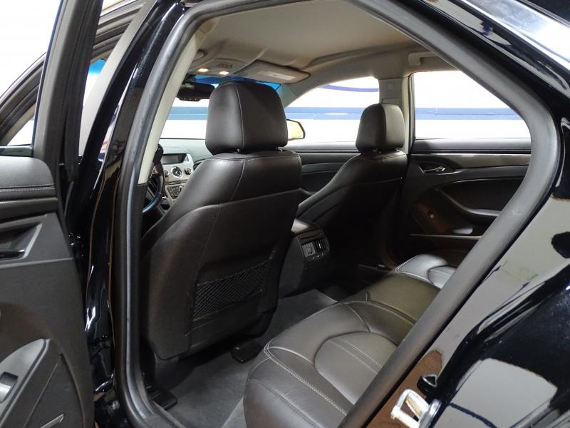 Cadillac CTS Sedan 2013 price $13,600