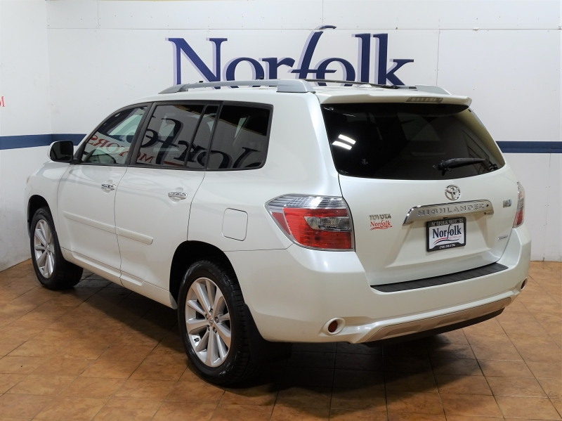 Toyota Highlander Hybrid 2009 price $9,895