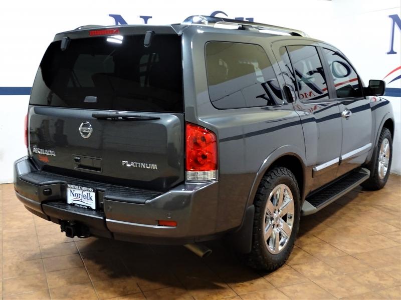 Nissan Armada 2012 price $13,995