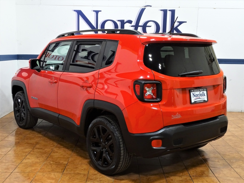 Jeep Renegade 2015 price $12,995