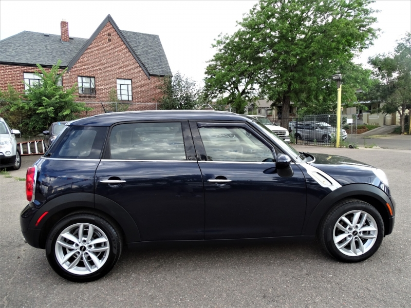 Mini Cooper Countryman 2011 price $10,995