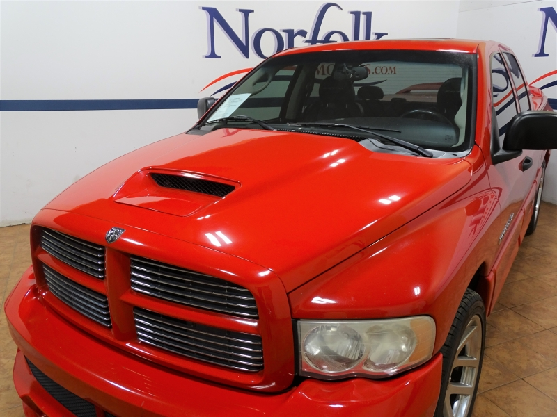 Dodge Ram SRT-10 2005 price $18,995