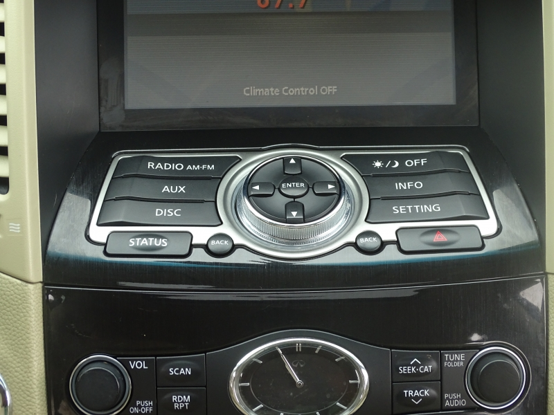 Infiniti FX35 2011 price $11,995