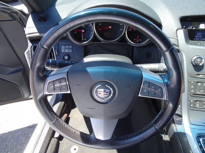 Cadillac CTS Coupe 2012 price $14,650