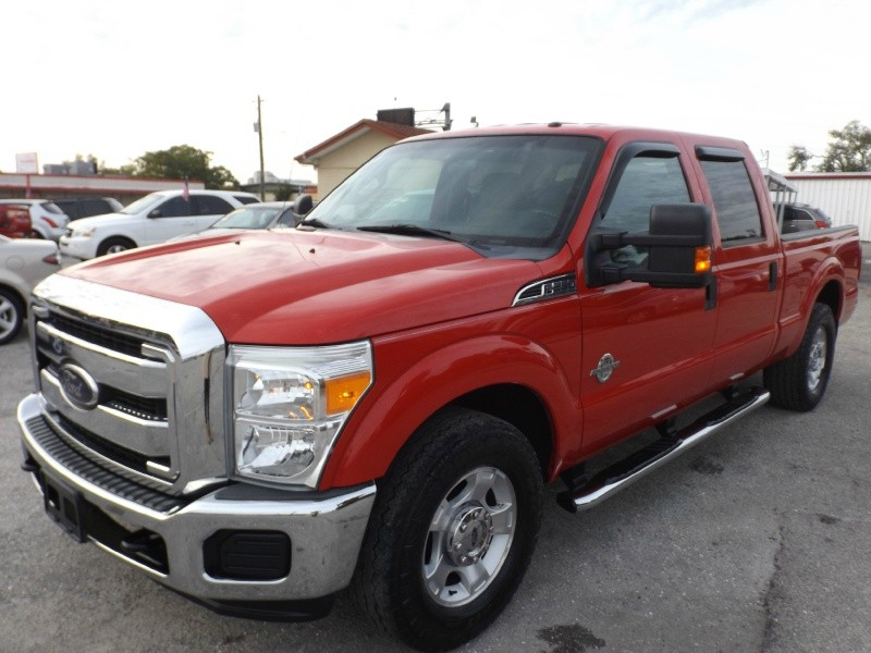 Ford Super Duty F-250 SRW 2012 price $19,990