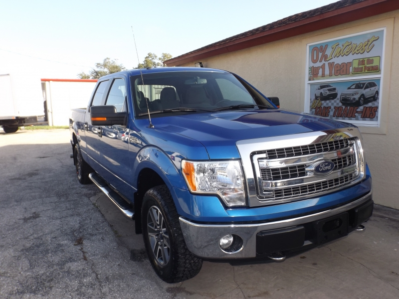 Ford F-150 2013 price $17,990