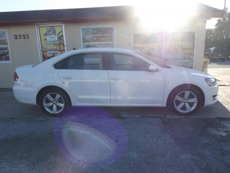 Volkswagen Passat 2012 price $8,490