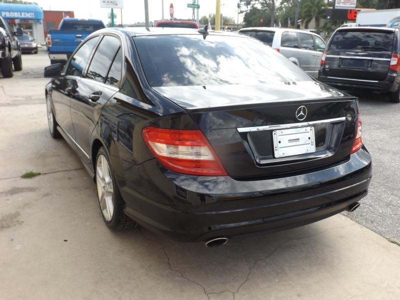 Mercedes-Benz C-Class 2011 price $8,990