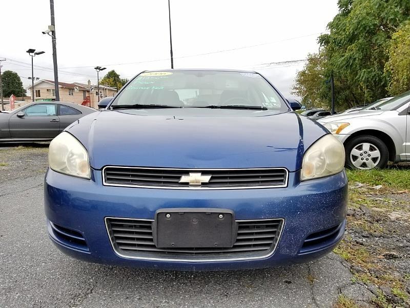 Chevrolet Impala 2006 price $1,995 Cash