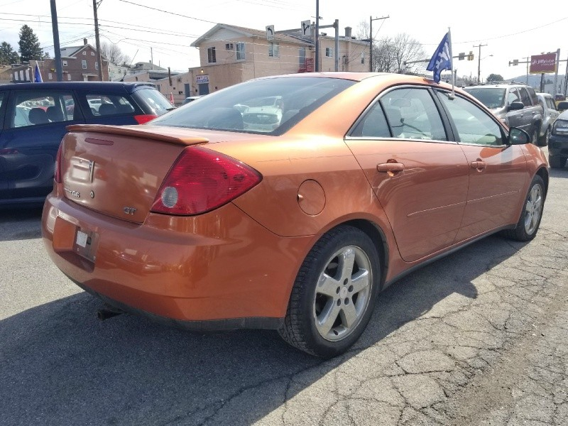 Pontiac G6 2006 price $2,488 Cash