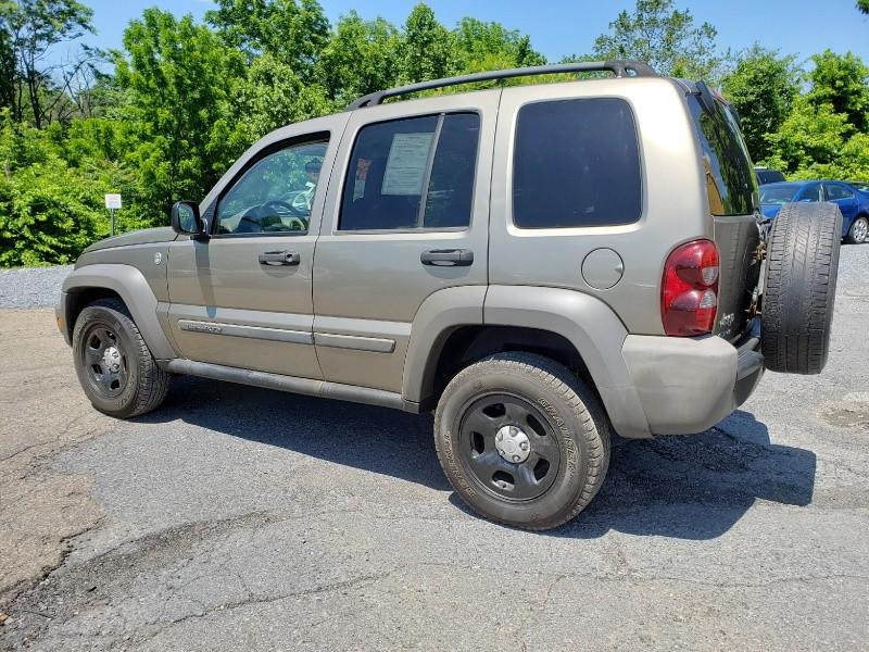 Jeep Liberty 2007 price $3,695 Cash