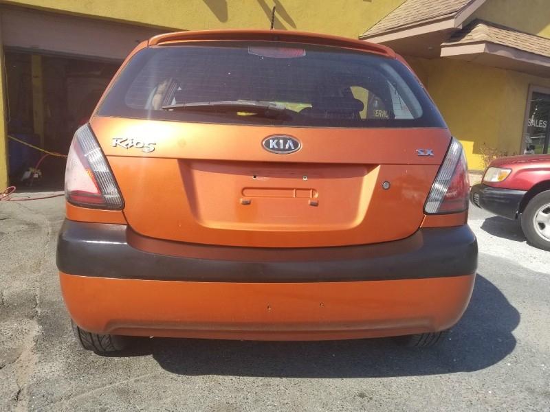 Kia Rio 2008 price $2,488 Cash
