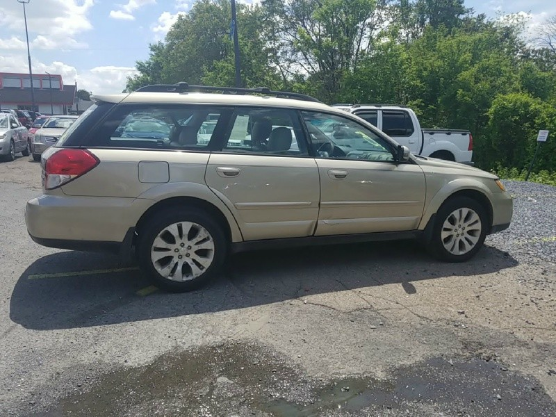 Subaru Outback (Natl) 2008 price $3,295 Cash