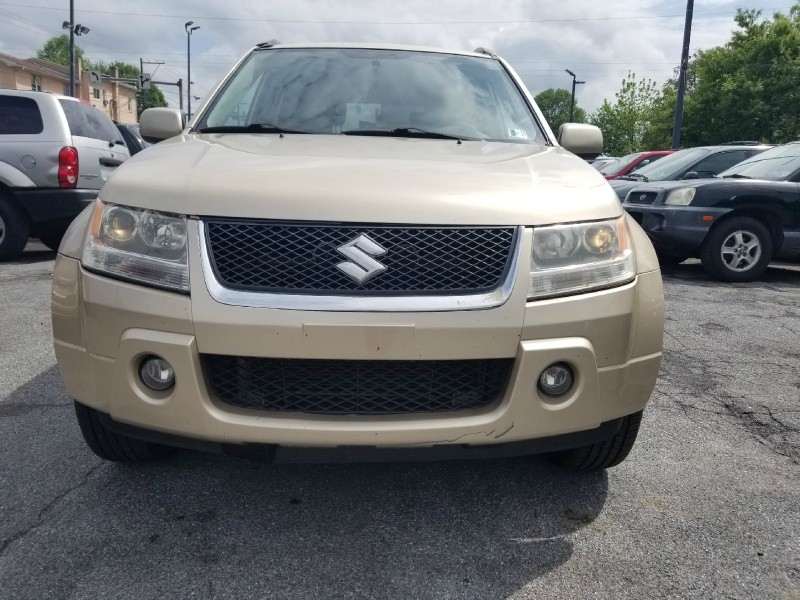 Suzuki Grand Vitara 2008 price $5,295 Cash