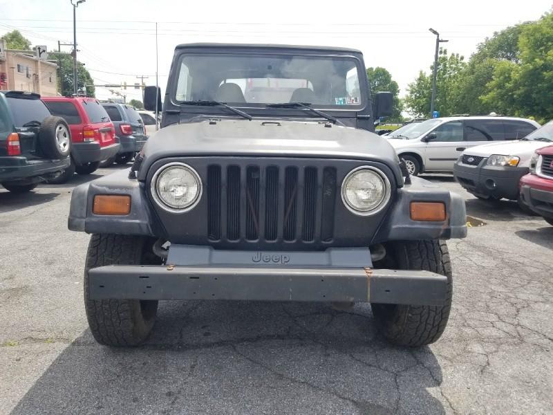 Jeep Wrangler 1997 price $4,995 Cash